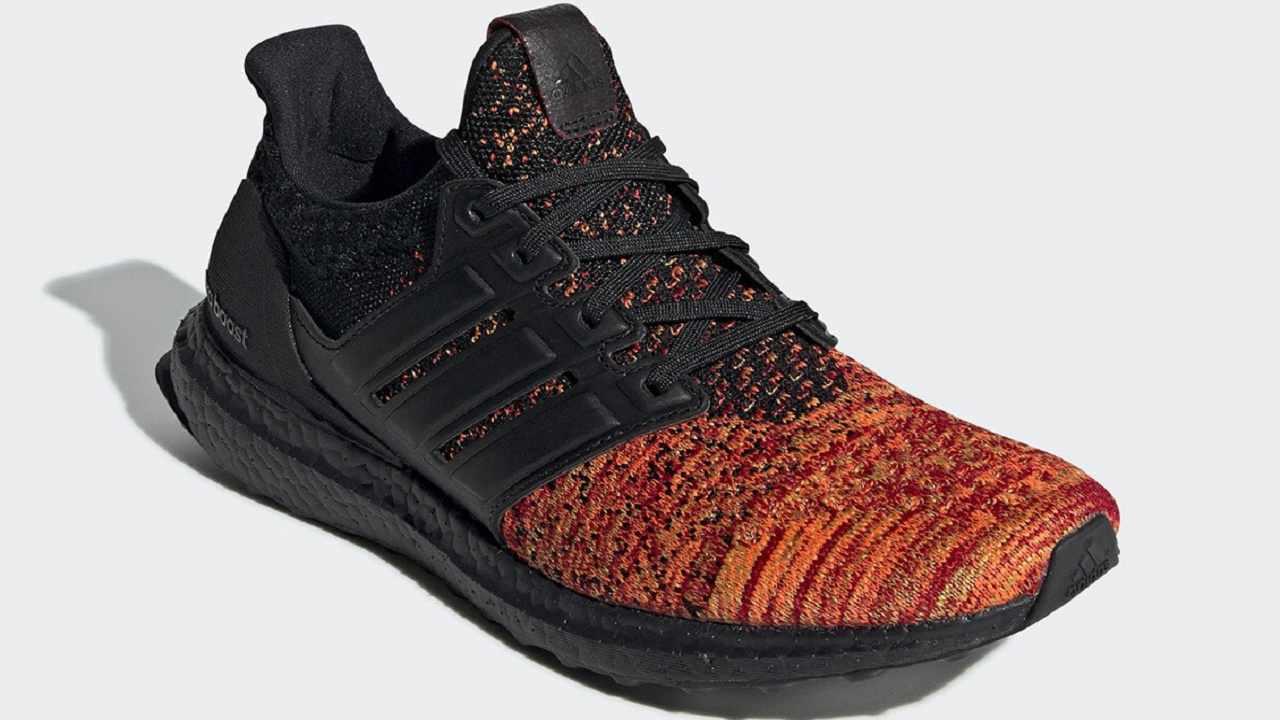 Game of Thrones Neue Bilder zu den GoT Schuhen von Adidas