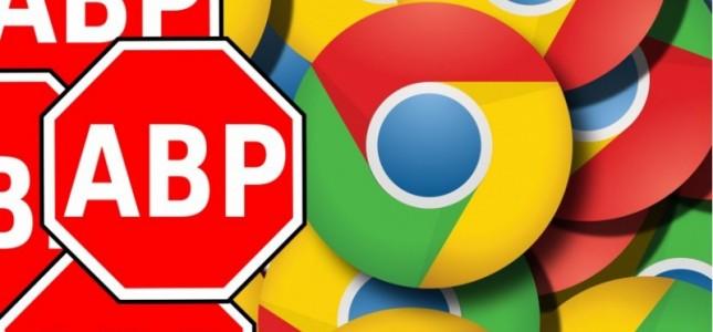 Bild: Adblocker in Chrome: Adblock Plus bereitet sich auf den